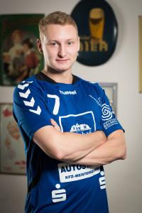 Benjamin Pridat Handballer