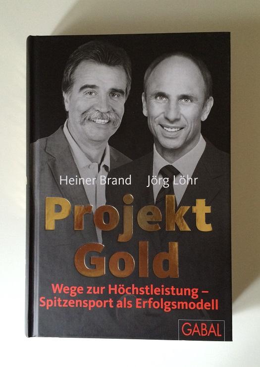 Projekt Gold mit Heiner Brand und Jörg Löhr