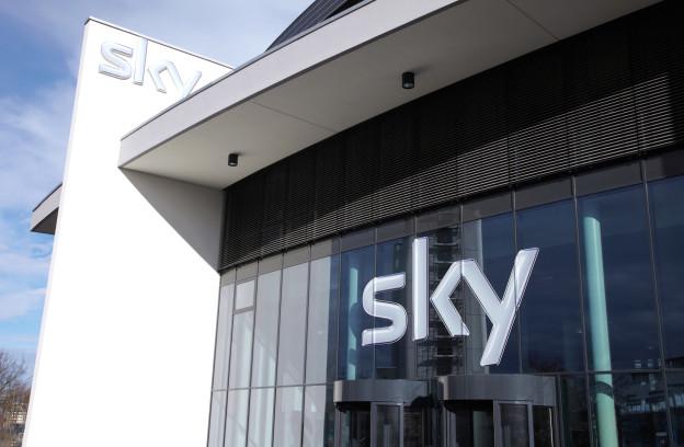 Sky Gebäude